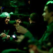 Michał Piróg charytatywna impreza fundacja Niezapominajka @ PartyBus