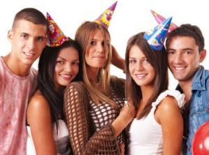 Impreza urodzinowa w Partybus