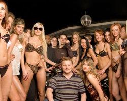 10 pięknych kobiet, które zaprosiłbyś do Partybusa na swoją ostatnią noc wolności