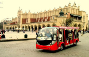 buggy tour krakow