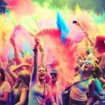 Festiwal Kolorów, młodzież